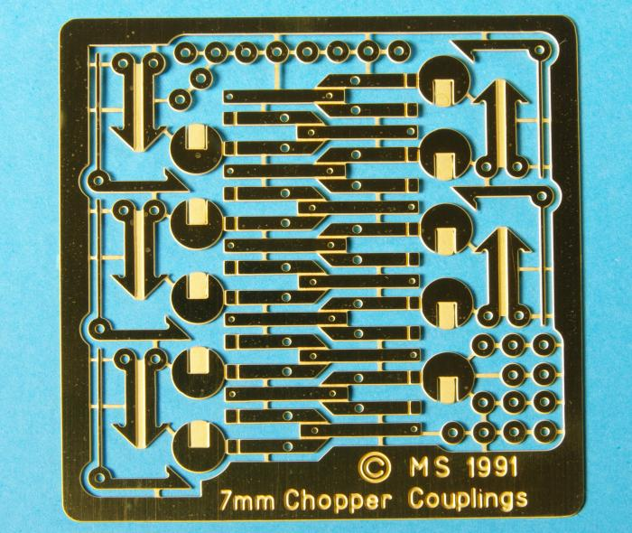 Chopper Coupling Etch
